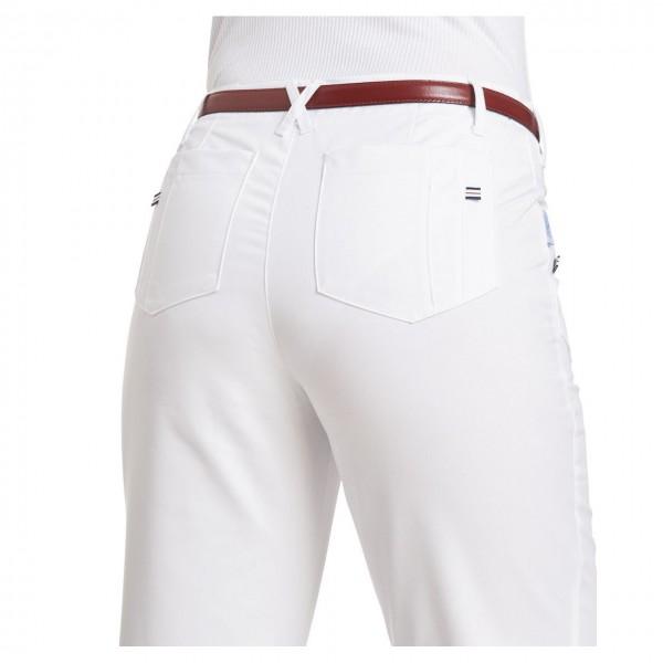 Leiber Damenhose 08/6121 88 cm weiß
