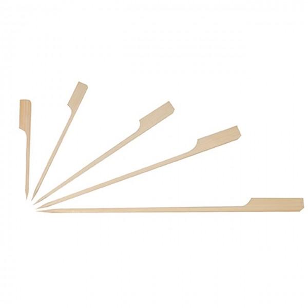 "Bambus Fingerfoodspieß ""FLAG"",NATUR Star"