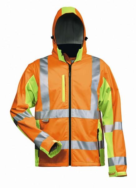Softshell- Warnschutzjacke HOSS 22734